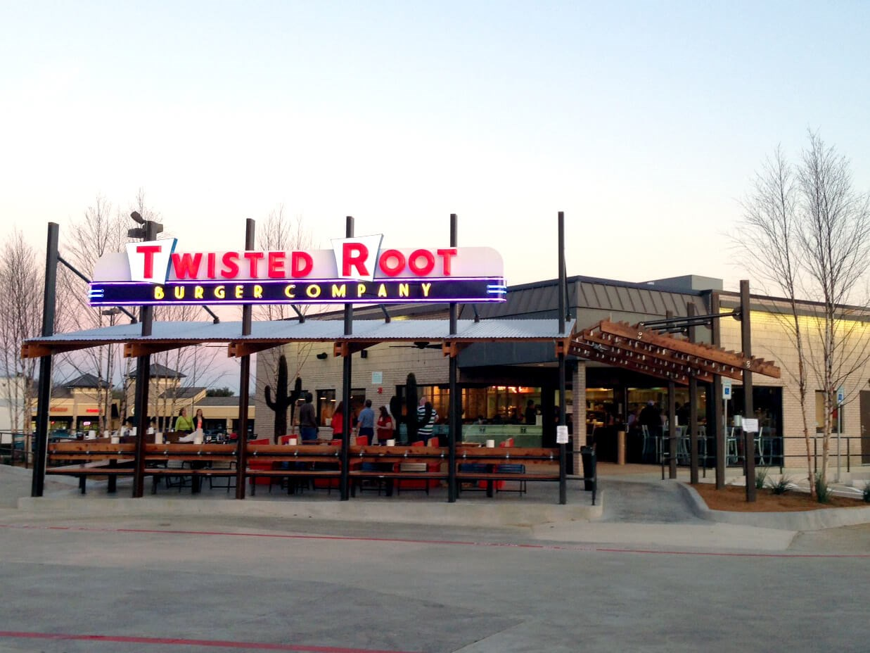 Image of Twisted Root Burger Co